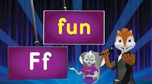 آموزش زبان انگلیسی کودکان Alphabet and Letter Sounds