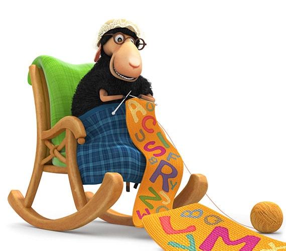 Dave and Ava یک مجموعه آموزشی انیمیشنی می باشد که ویژه کودکان طراحی شده است