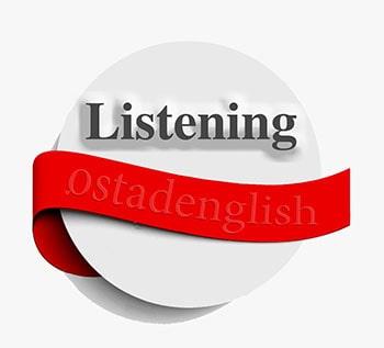 آموزش لیسنینگ Listening