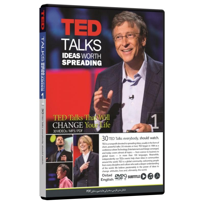سخنرانی زبان انگلیسی TED TALKS IDEAS WORTH SPREADING
