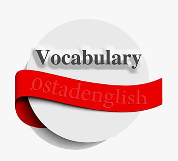 آموزش لغات انگلیسی Vocabulary