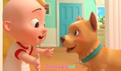 کوکوملون پنجم انیمیشن آموزش زبان کودکان
