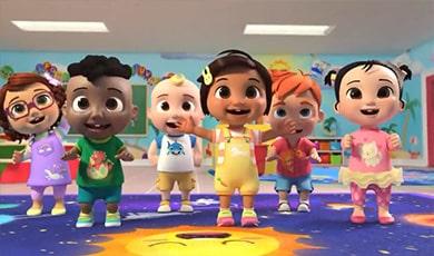 کوکوملون پنجم انیمیشن آموزش زبان انگلیسی کودکان
