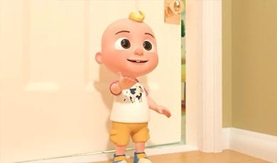 کوکوملون قسمت پنجم انیمیشن آموزش زبان انگلیسی کودکان