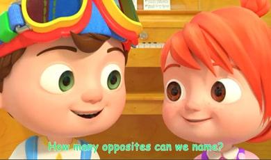 انیمیشن کوکوملون 4 آموزش زبان انگلیسی کودکان شاد و موزیکال