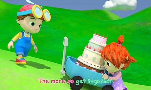 آموزش انیمیشن زبان انگلیسی کودکان کوکوملون cocomelon قسمت سوم