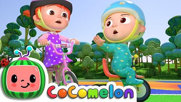 آموزش انیمیشن زبان انگلیسی کودکان کوکوملون cocomelon