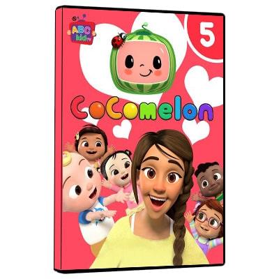 کوکوملون قسمت 5 آموزش زبان کودکان