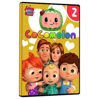 آموزش انیمیشن زبان انگلیسی کودکان کوکوملون cocomelon قسمت دوم