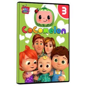 کوکوملون آموزش زبان انگلیسی 3