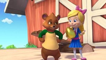 کارتون گلدی و خرسه آموزش زبان انگلیسی برای کودکانgoldie and bear