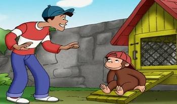 انیمیشن میمون بازیگوش به نام جرج کنجکاو