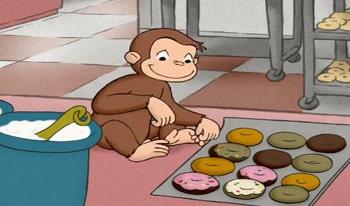 دانلود کارتون میمون بازیگوش به نام جرج کنجکاو زبان انگلیسی