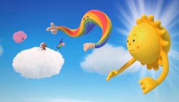 کارتون کوچولوهای ابری زبان انگلیسی برای کودکان