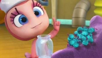 انیمیشن زبان انگلیسی کیت کوچولو و خرگوش عروسکی