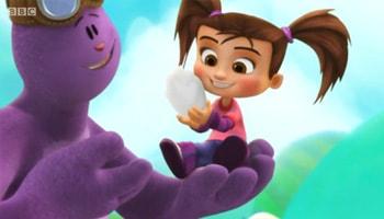 انیمیشن زبان انگلیسی کیت کوچولو و خرگوش عروسکی برای کودکان بالای 2 سال