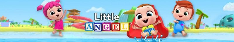 فرشته کوچولو انیمیشن آموزش زبان انگلیسی کودکان