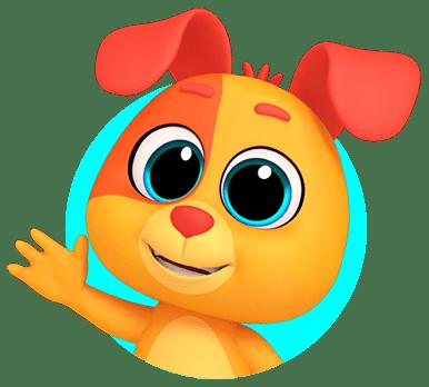 معرفی شخصیت فرشته کوچولو انیمیشن آموزش زبان برای کودکان