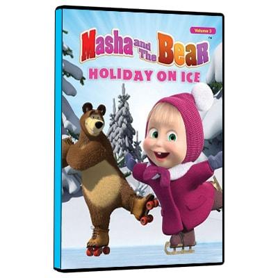 کارتون ماشا و خرس برای کودکان