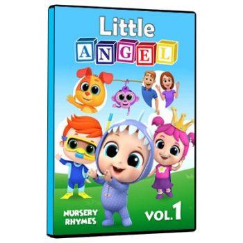 پکیج آموزش انگلیسی انیمیشن فرشته کوچولو برای کودکان
