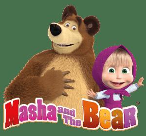 ماشا و خرسه انیمیشن زبان انگلیسی
