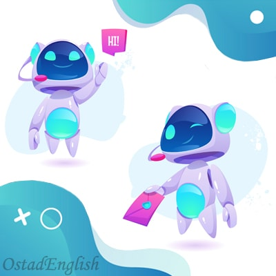 داستان بهترین روبات به انگلیسی و ترجمه فارسی