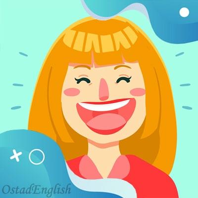 داستان کوتاه انگلیسی زنجیره ای از خنده