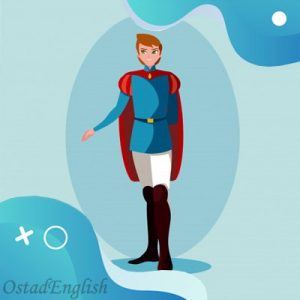 داستان انگلیسی شاهزاده ی شرور با ترجمه فارسی