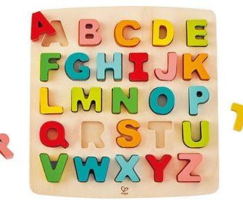 پازل آموزش حروف زبان انگلیسی برای کودکان