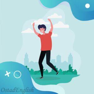 داستان کوتاه انگلیسی ریشه شادی با ترجمه فارسی با صوت انگلیسی