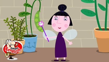انیمیشن پرنسس هالی و بن آموزش زبان انگلییسی کودکان