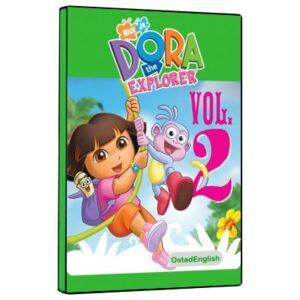 کارتون دورا جستجوگر زبان اصلی کودکان انیمیشن دورا جستجوگر