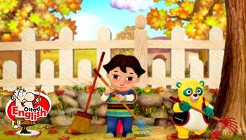 انیمیشن مامور ویژه اوسو آموزش زبان انگلیسی کودکان