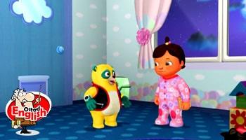 انیمیشن مامور ویژه اوسو برای کودکان بالای 3 سال آموزش زبان انگلیسی کودکان