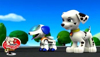 انیمیشن سگ های نگهبان 2