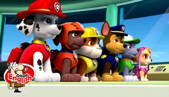 سگ های نگهبان قسمت دوم Circus Pup Formers زبان انگلیسی