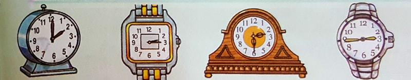 مکالمه انگلیسی در مورد ساعت و زمان ،Talk about time
