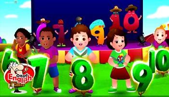 انیمیشن چو چو تی وی زبان اصلی آموزش زبان انگلیسی کودکان