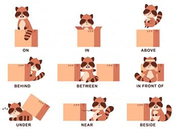 آموزش حروف اضافه یا preposition در زبان انگلیسی