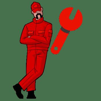 لغات صنعتی و تجارت نگهداری و تعمیرات maintenance and repairs