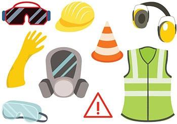 لغات صنعتی و تجاری انگلیسی ایمنی safety