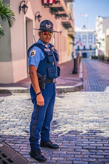 درس هفتم لغات فیلم های زبان انگلیسی Guys in blue پلیس