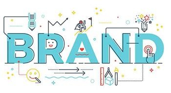لغات تجاری و صنعتی برند brand