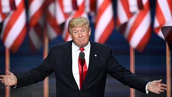 آموزش زبان انگلیسی از طریق اخبار-The US president