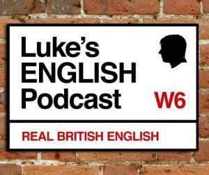 پادکستLuke's English Podcast